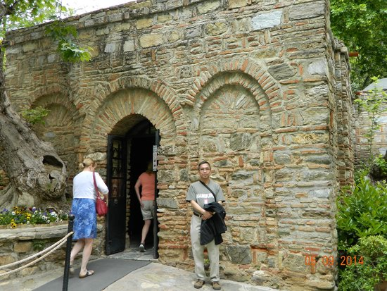 Istanbul to Ephesus Day Trip : House of the Blessed Virgin Mary
