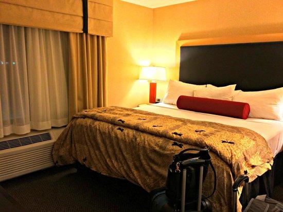 Cambria Hotel & Suites Rapid City: Bed