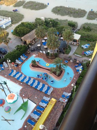 Sea Crest Oceanfront Resort: Lazy River one of 2