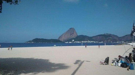 Hotel Ingles: Praia do Flamengo