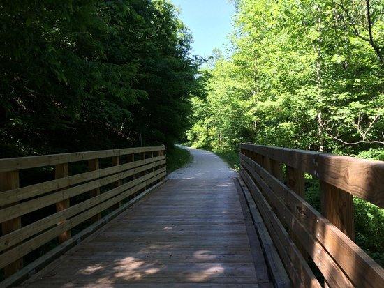 Dawkins Line Rail Trail