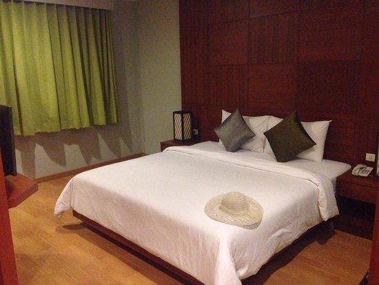Bauman Residence : Bedroom 1 Family Room