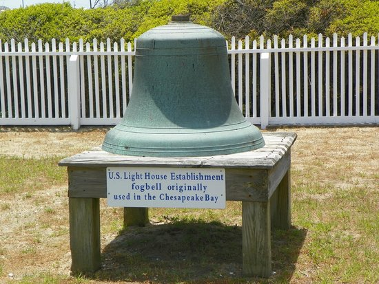 Chicamacomico Life-Saving Station Historic Site & Museum: Bell