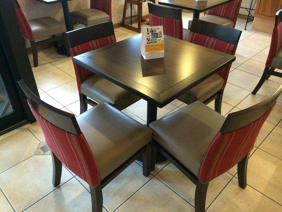 Comfort Inn : New Breakfast Area