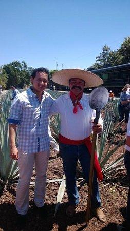 Jose Cuervo Express: Con el Jimador