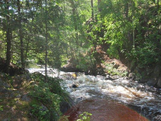 Amberg, Wisconsin: Bull Falls