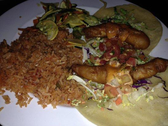 Rio Rio: Baja Fish Tacos