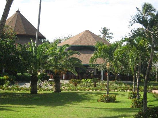 VIK Hotel Arena Blanca: entrada al hotel
