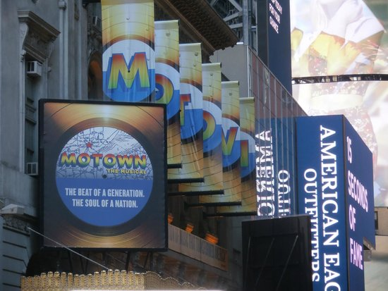 Motown The Musical on Broadway: Motown the Musical