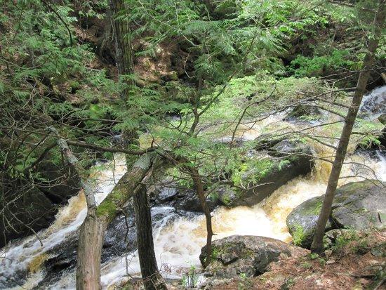 Pembine, WI: Smalley Falls