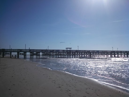 DoubleTree Resort by Hilton Myrtle Beach Oceanfront : Springmaid Pier