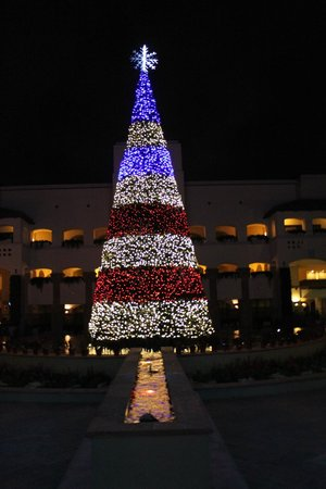 Fairmont Scottsdale Princess: Singing Christmas Tree