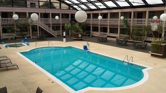 AmericInn by Wyndham Janesville: Enjoy our updated pool area!