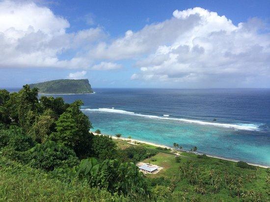 Taufua Beach Fales: God