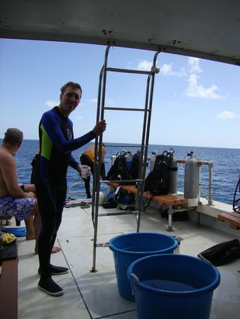 St. Croix Ultimate  Bluewater Adventures (SCUBA), Inc.: Onboard Reliance