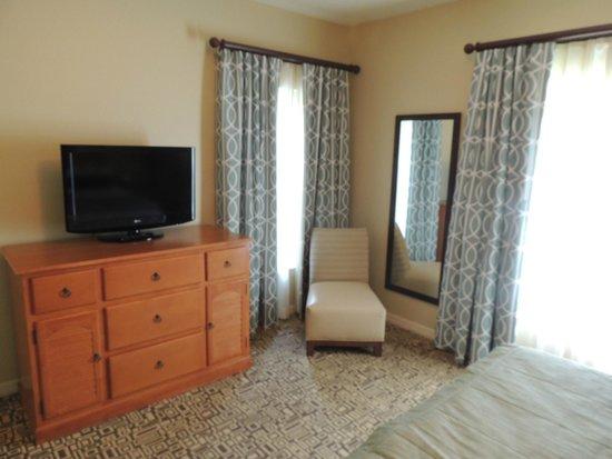 Wyndham Cypress Palms: Master bedroom