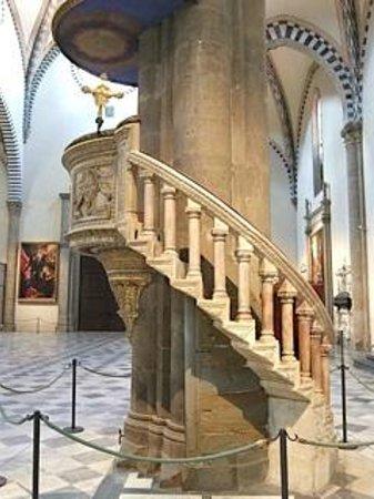 Church of Santa Maria Novella: Pulpit