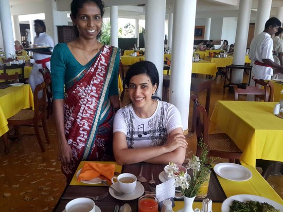 Barberyn Reef Ayurveda Resort: Meals that are are delicious and nutricious