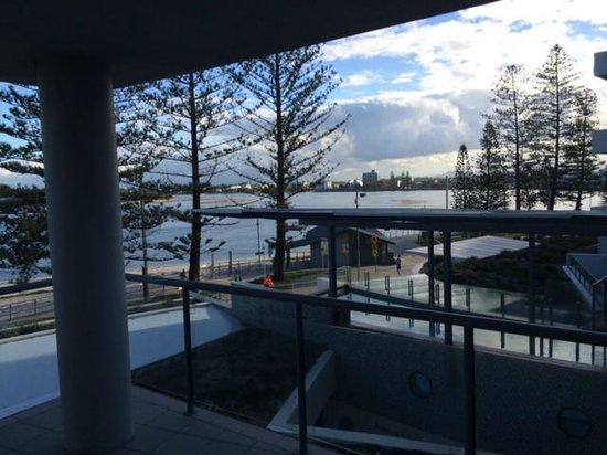 Rumba Beach Resort: one of the views