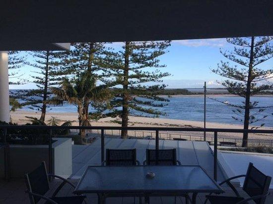Rumba Beach Resort: our balcony