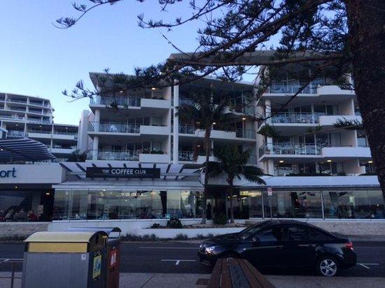 Rumba Beach Resort: the resort