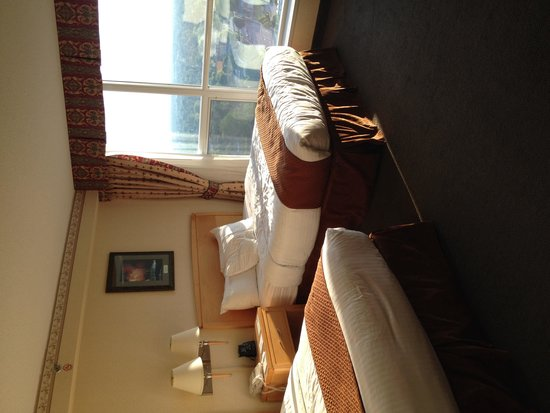 Embassy Suites by Hilton Niagara Falls Fallsview Hotel: Queen suite