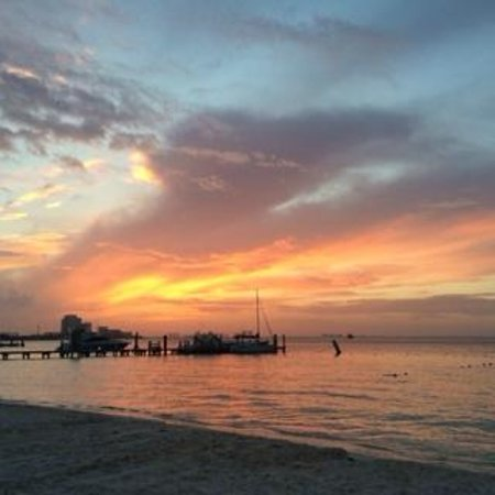 Presidente InterContinental Cancun Resort: Amazing sunsets