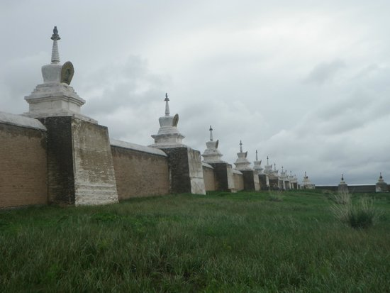 Karakorum (Kharkhorin) : 108 stupas