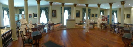 Old Capitol Museum : House of Senate