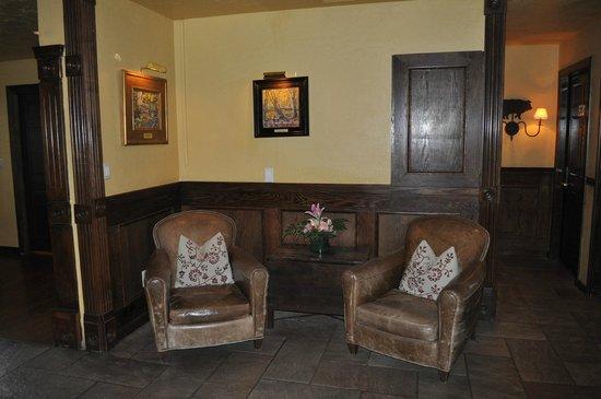 L'Auberge de Sedona: Sitting area