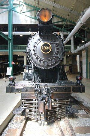 Railroad Museum of Pennsylvania: Engines Galore