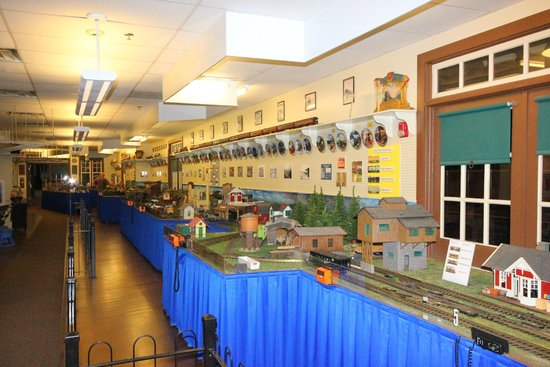 Railroad Museum of Pennsylvania : Train Layouts