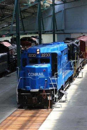 Railroad Museum of Pennsylvania: Conrail Quality