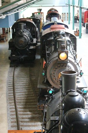 Railroad Museum of Pennsylvania : Scenes from the Museum