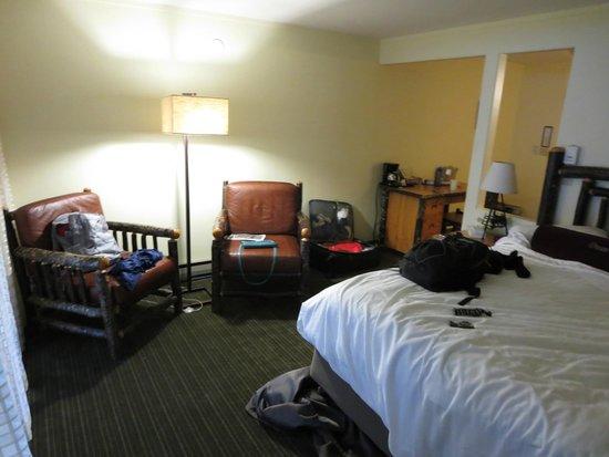 Lake Crescent Lodge : Storm King Room