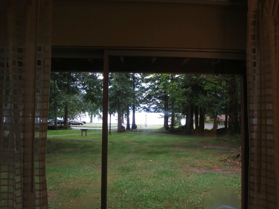Lake Crescent Lodge : Storm King Room view