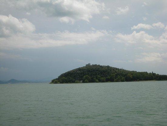 Lac Trasimeno : Isola Minore