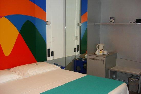 Hotel Mediolanum Milan: стильный дизайн