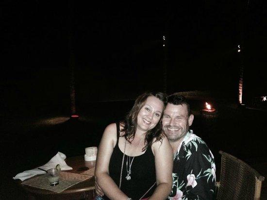 La Lucciola: The night of my husbands birthday dinner
