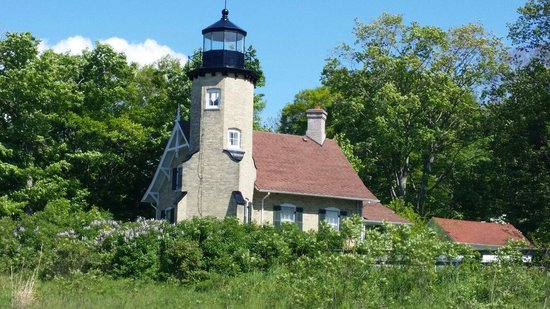 Whitehall, MI: White River Light in Fruitland Township