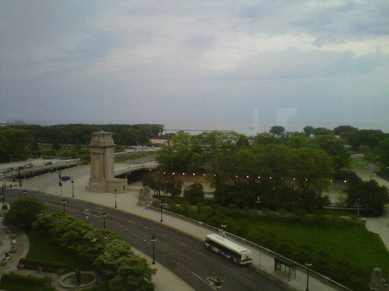 The Congress Plaza Hotel and Convention Center: Lake Michigan