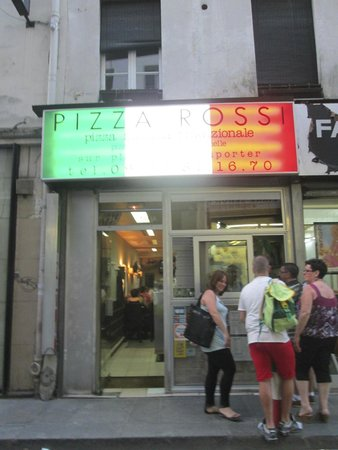 Pizza Rossi