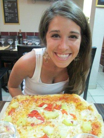 Pizza Rossi : My pizza