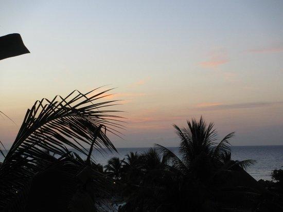 Grand Bahia Principe Jamaica: Beautiful sunset