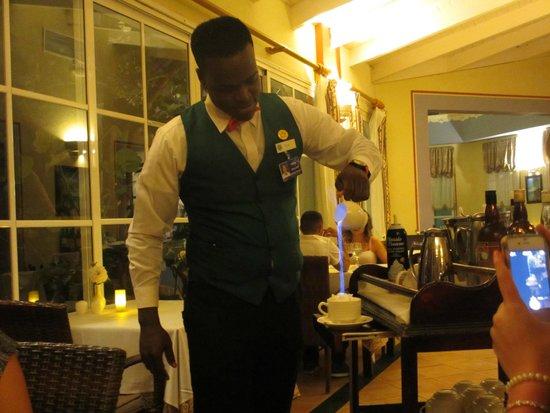 Grand Bahia Principe Jamaica: Great service -- he made us