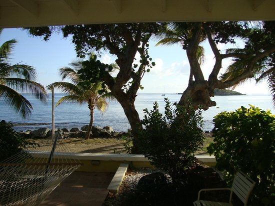 Tamarind Reef Resort, Spa & Marina: View from our room