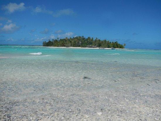 Tikehau Ninamu Resort : Ninamu
