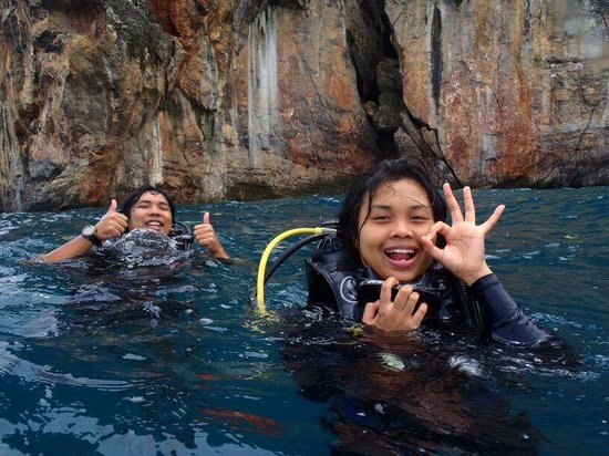 Love Diving Phuket: We are good to go!