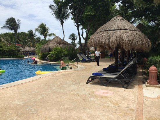 Iberostar Tucan Hotel: Piscina del Iberostar tucan