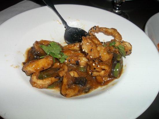 Ripe Eatery & Market: Soy ginger calamari